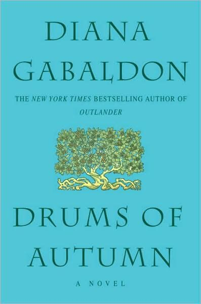 Drums of Autumn (Outlander Series #4) Checks 4 of the 2017 Reading Challenge boxes, Book with a Season in the title, Audiobook, book about an interesting woman, and a book set in 2 different time periods.