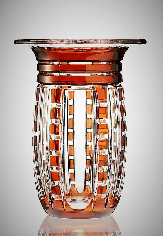 157 Best Images About Val Saint Lambert Crystal Amp Murano Glass On Pinterest 41 Quot Glass Vase