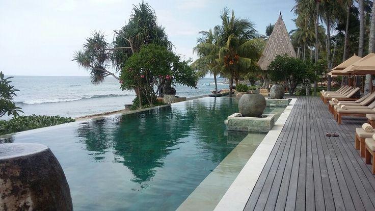 Qunci pool villas - Mangsit Lombok
