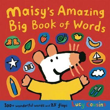 Maisy's Amazing Big Book of Words Shop Online - iQToys.com.au