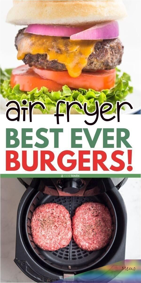 Nov 29, 2019 We love these Easy Air Fryer Burgers! You