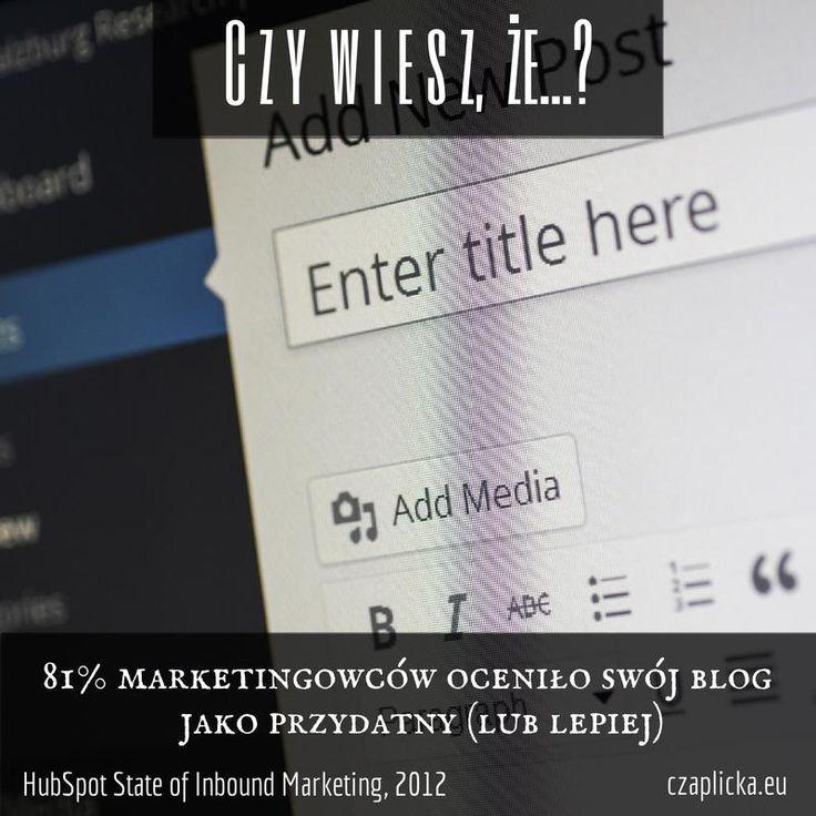 blogi marketingowe