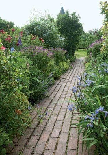Monk's House – Virginia Woolfs hage i Sussex