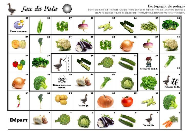 les légumes du potager-jeu de l'oie.jpg 1754×1240 pixels