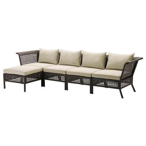 KUNGSHOLMEN Σύνθεση καναπέ - IKEA