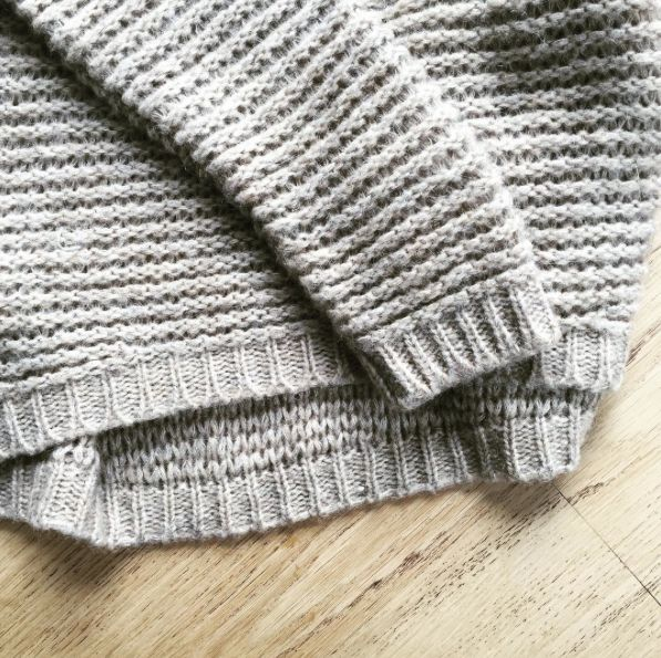 cozy knit bynamesakke warm feeling