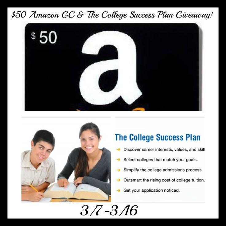 州国际��`$_$50AmazonGiftCardCollegeSuccessPlan#Giveaway|Collegesuccess,Succession