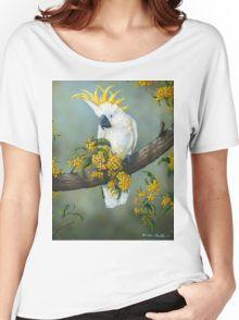 Australian White Cockatoo Women's Relaxed Fit T-Shirt