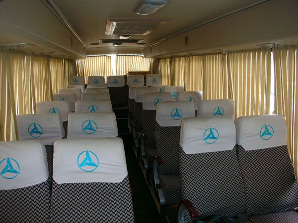 If I am able to fill at least 60% of the 40 seater bus I will make about $10 extra per person for my Tongariro crossing 3 day trip.
