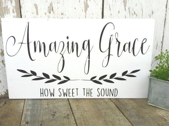 Amazing Grace Wall Decor 188 best creationsashley at rioak images on pinterest | rustic
