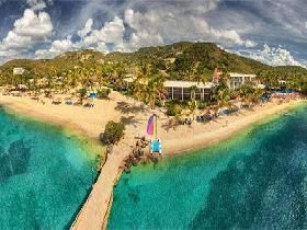 Bolongo Bay Beach Resort All Inclusive, USVI St. Thomas