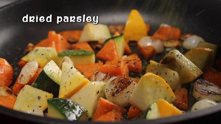 Barbeque Chicken With Veggies | Sanjeev Kapoor Khazana