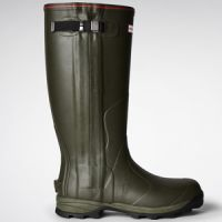 Hunter Balmoral Neoprene Zip  Unisex Wellingtons £150