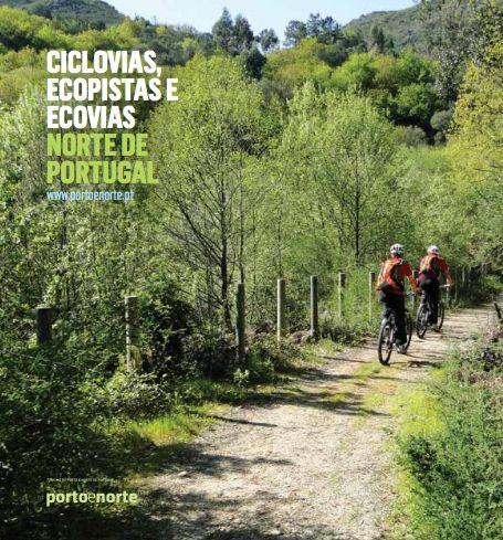 Ciclovias, Ecopistas e Ecovias do Norte de...   A. Montesinho Turismo
