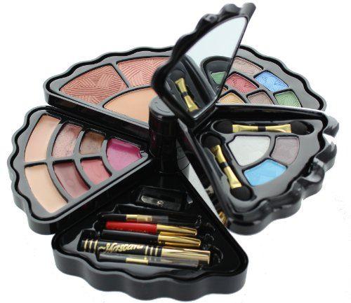 BR- Makeup set - Eyeshadows, blush, lip gloss, mascara and more Order at Promakeuptutor.com #discounts #makeup #makeupforever #promakeuptutor #makeupgeek #sale #sales  #shopping #shoppingonline