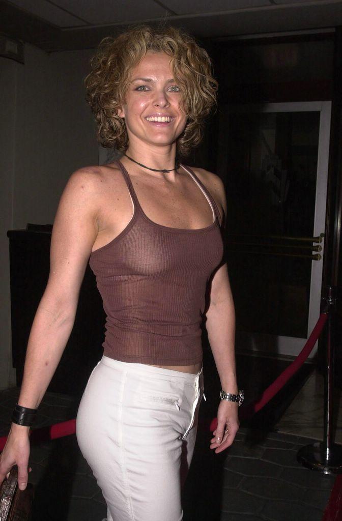 Dina meyer topless
