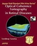 Jaypee Gold Standard Mini Atlas Series Optical Coherence Tomography in Retinal Diseases by Sandeep Saxena Paper Back