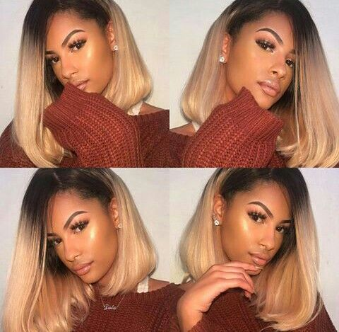 Blonde Girl Hairstyle : Best 25 blonde weave ideas on pinterest closure weave