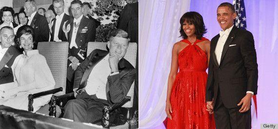 Obama y Kennedy: ¿Quién tiene el mejor estilo?   El Huffington Post