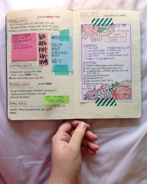 Bullet Journal. Tumblr owned by an artistic neuroscience major & her journals & study materials.