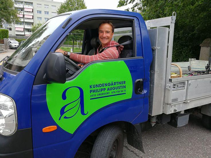Philipp Augustin Kundengärtner Oberdorf