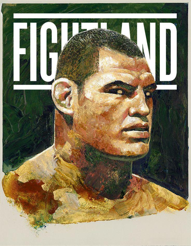 Cain Velasquez: The Absentee King Returns   FIGHTLAND
