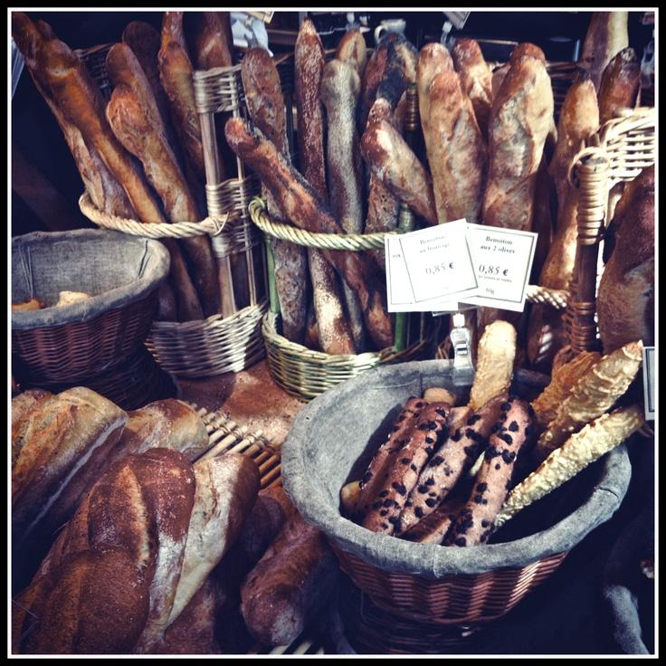 Boulangerie by FleaingFrance
