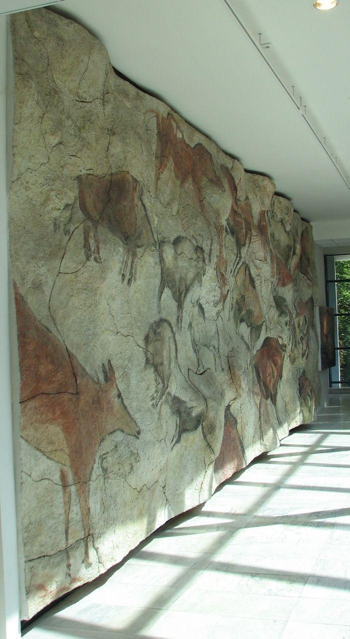 Pintura de cuevas prehistórica    Hace 35000 años    Antigua Historia del Arte