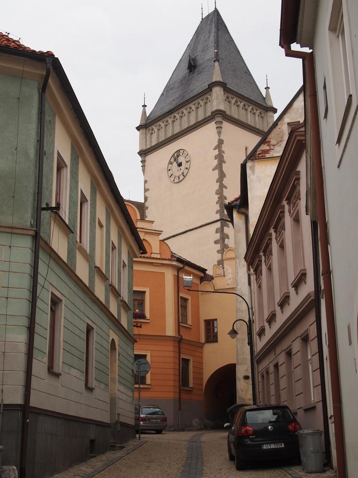 Tábor town, Bohemia