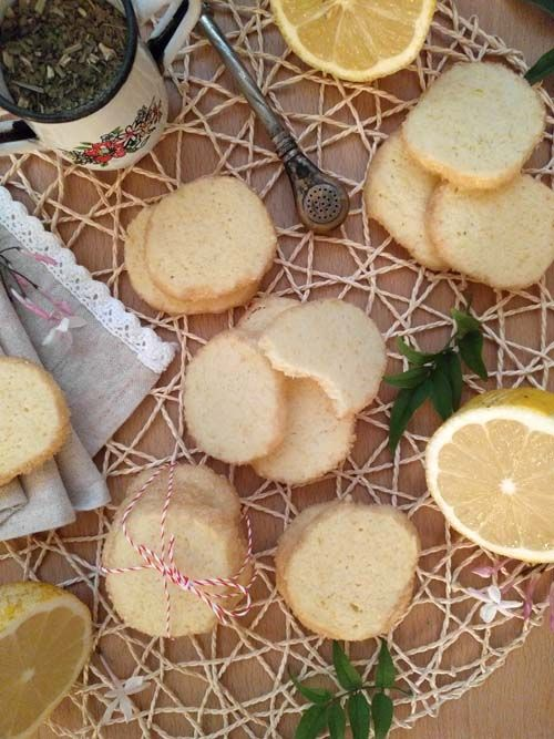 Suaves y mantecosas masitas de limón, super fáciles y deliciosas!