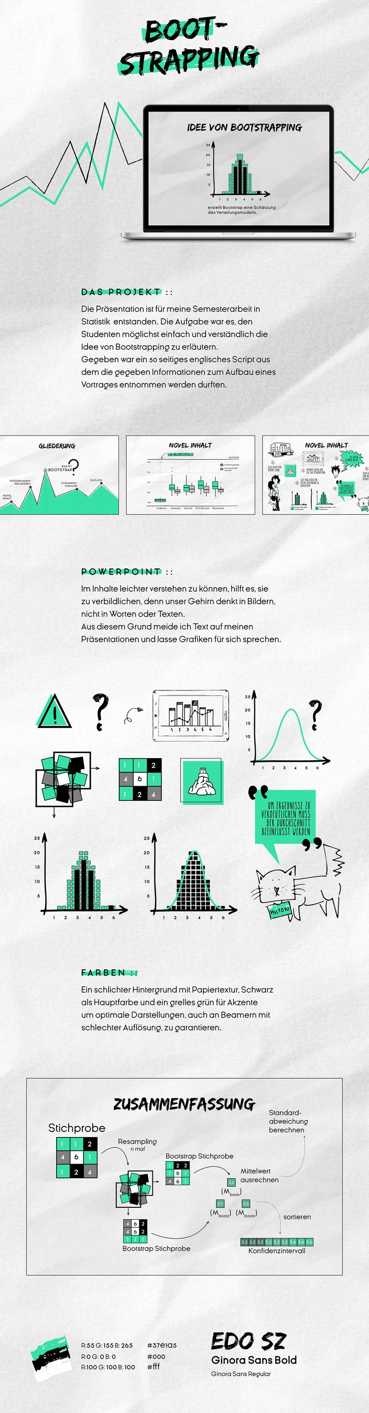 "Check out my @Behance project: ""Statistics Presentation Slides"" https://www.behance.net/gallery/59646143/Statistics-Presentation-Slides"
