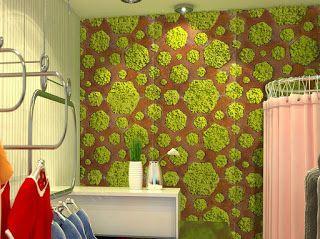 Вертикальное озеленение. Живые стены по нереальной цене.: Мох от Fitotron