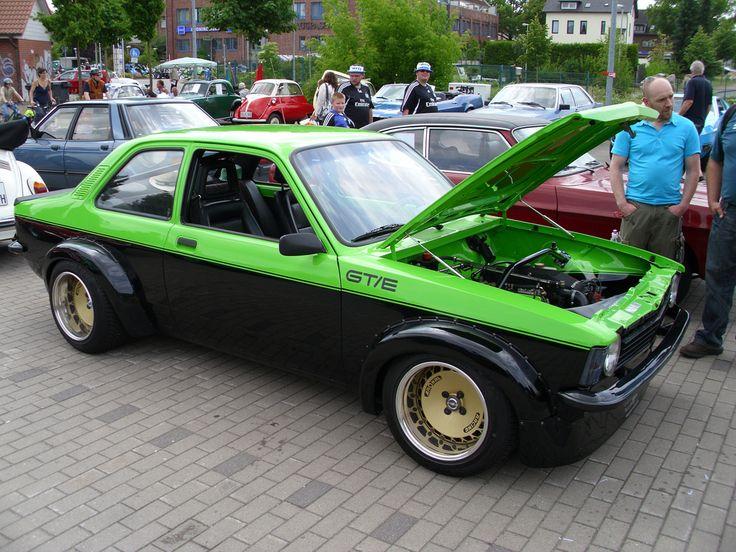 Opel Kadett C GT-E Tuning (1)