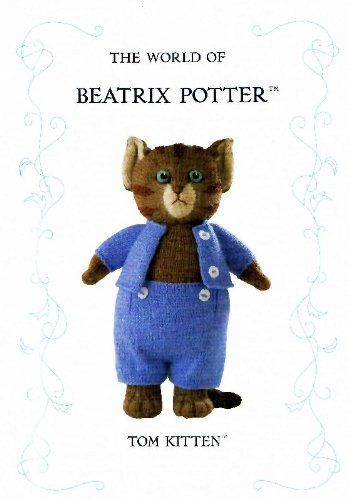 Beatrix potter, Knitting patterns and Kittens on Pinterest