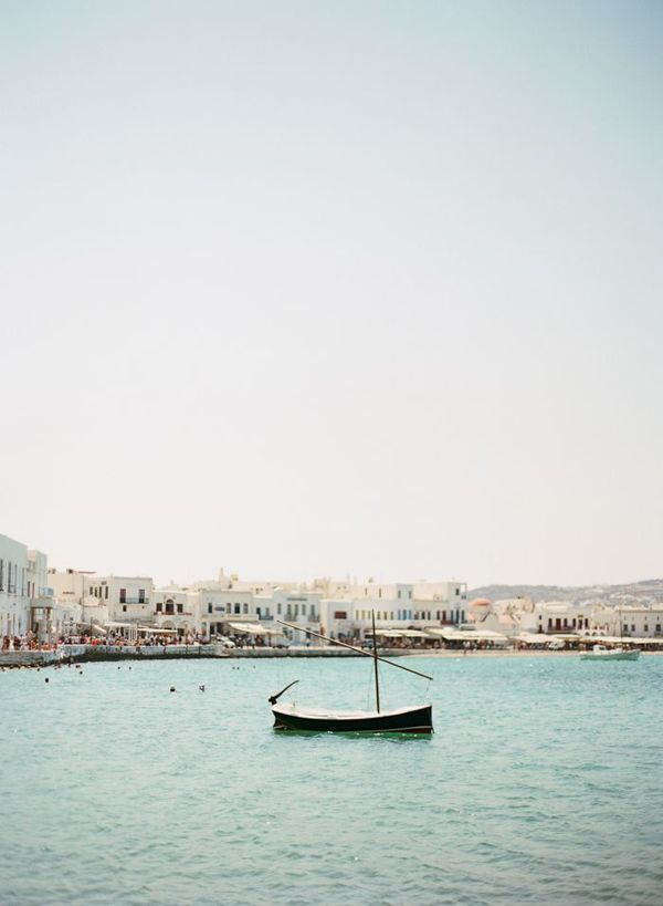 Scenes From The Island Of Mykonos