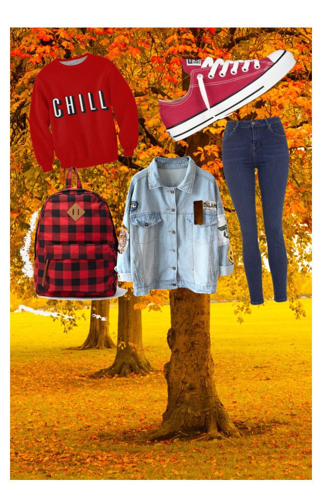 Geen titel #16 by lollypopmy on Polyvore featuring polyvore, fashion, style, Forever 21, Topshop and Converse