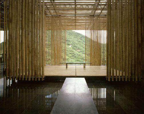 Kengo Kuma - Portland Japanese Garden's expansion, Balazs Bognar.