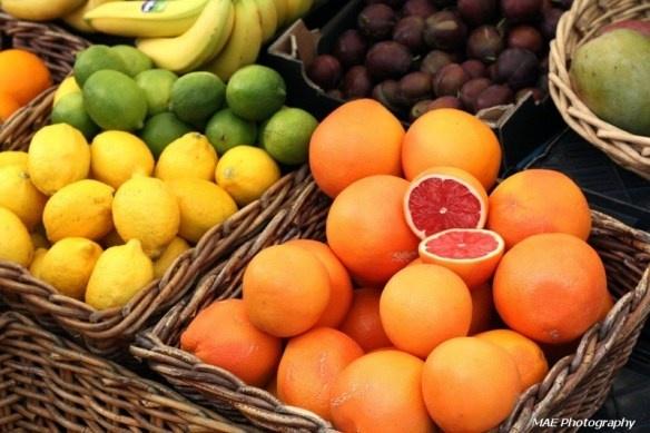 mmm grapefruit! #fruit #markets