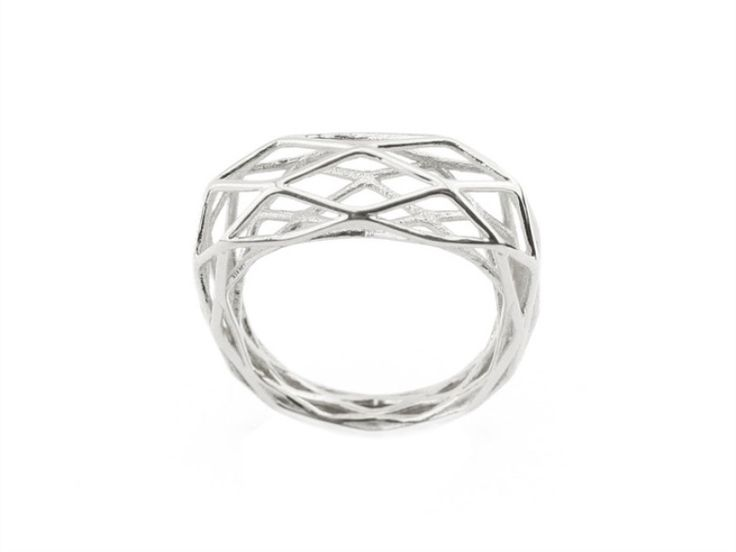 Gridlock Ring