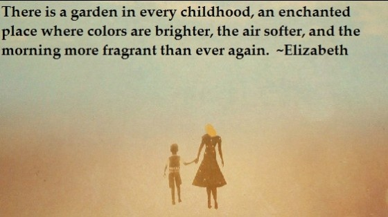 Quote about childhood memories