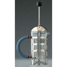 Press Filter Coffee Maker, 1989