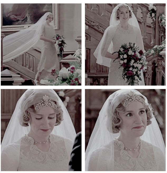 Downton Abbey Christmas Special 2015 ..Lady Edith ..