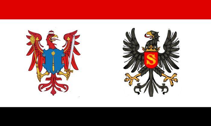 Risultati immagini per prussian flag 1790