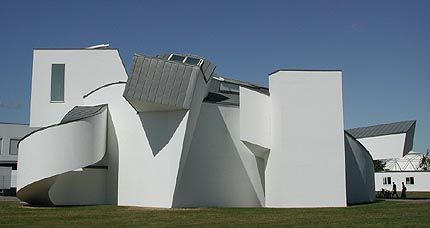 Vitra Design Museum  #architecture #Frank #Gehry Pinned by www.modlar.com