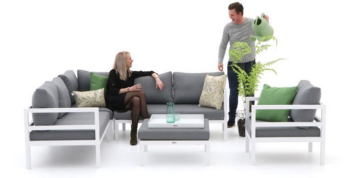 Kees Smit Loungeset.New Arrivals Moderne Loungeset Kees Smit Tuinmeubelen