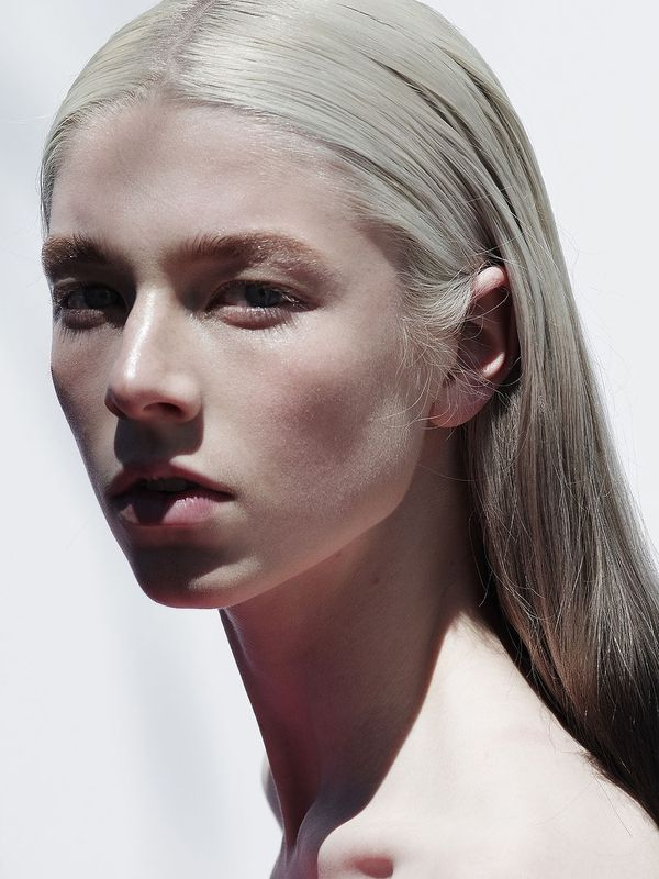 Hunter Schafer - elite models | Face, Portrait, Art model