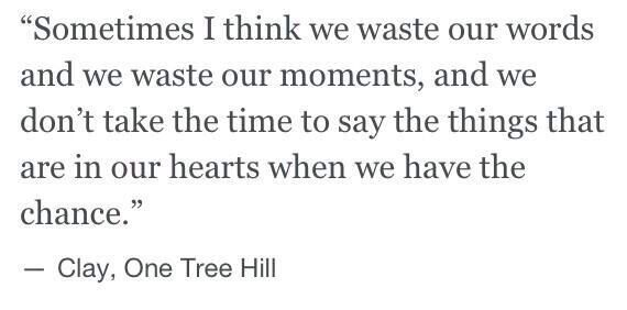 282 Best Images About One Tree Hill Quotes On Pinterest