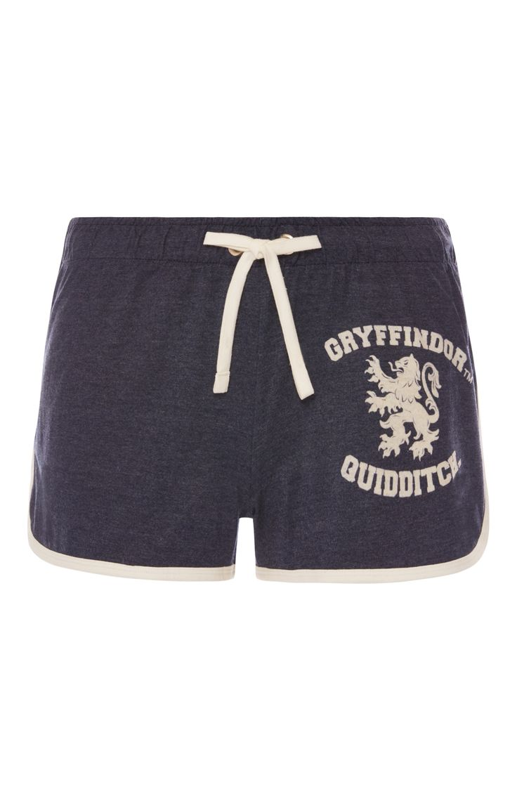 Primark - Harry Potter Gryffindor Shorts