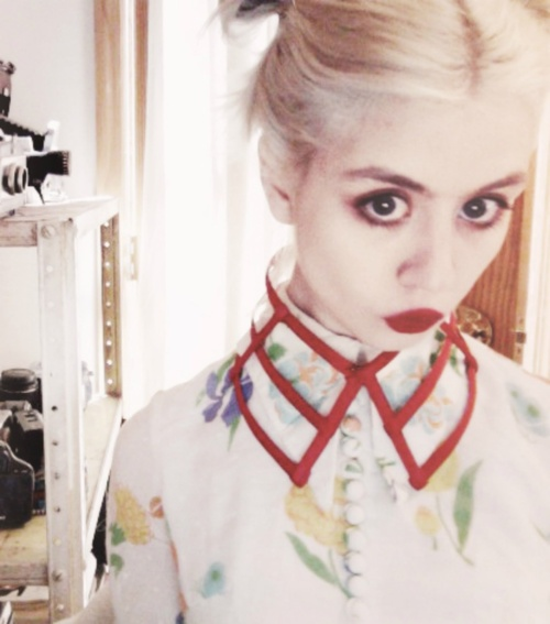 allison harvard (loved her on ANTM - thought she should have won her cycle--those eyes!)