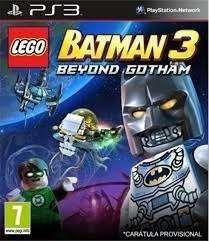 Lego Batman 3 - Beyond Gotham [Elektronisk resurs] ....TV-spel för PlayStation 3. Från 7 år och uppåt.